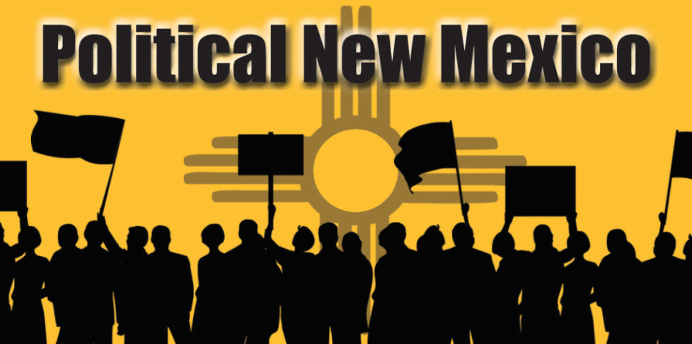 political nm logo
