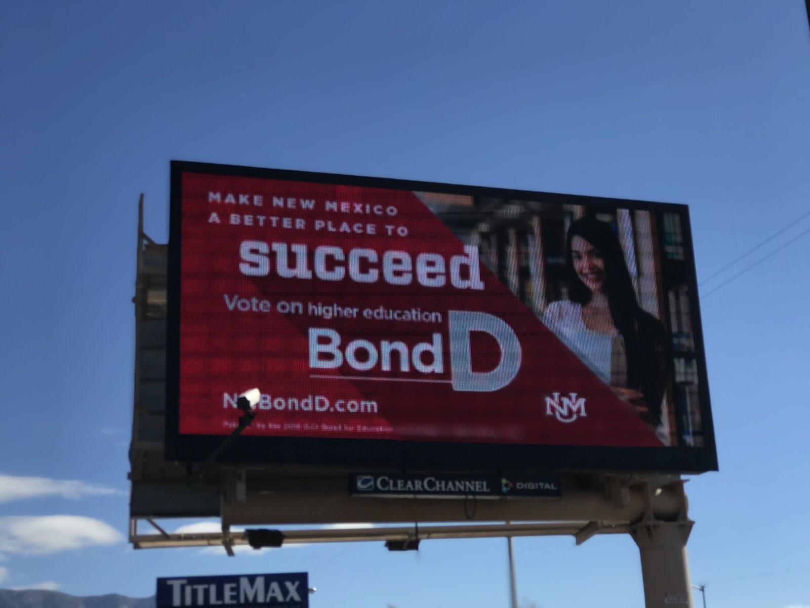 Bond D