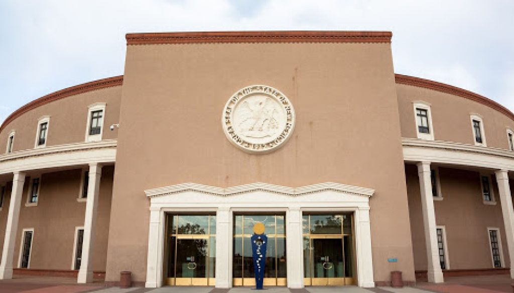 NM State Capitol