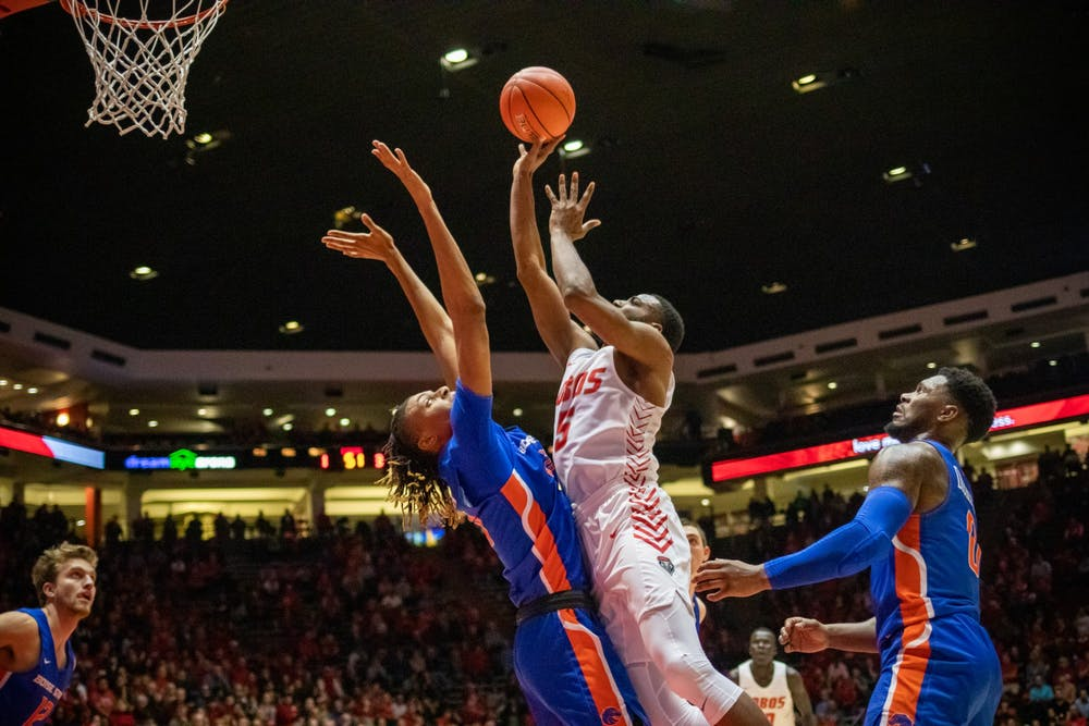 UNM basketball teams return to action as details remain unclear